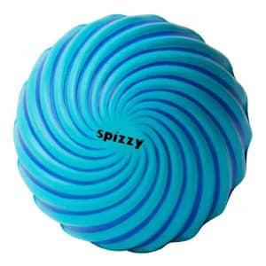 Waboba Spizzy Hyper Bouncing Ball Blue