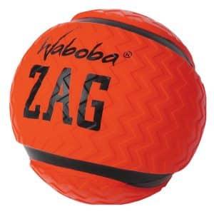 Waboba ZAG Water Bouncing Ball - Red Orange