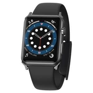 Baseus Slip-Thru Watch Band for Apple Watch Series 3/4/5/6/SE 38mm/40mm LBWSE-01 - Black