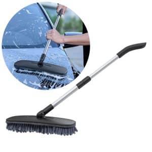 Baseus inAuto Handy Car Home Dual-Use Mop 46cm-60cm Length CRTB-01 Black