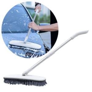 Baseus inAuto Handy Car Home Dual-Use Mop 46cm-60cm Length CRTB-02 White