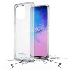 Cellularline Clear Duo Case for Galaxy S20 Ultra Transparent
