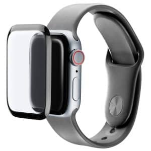 Cellularline Impact Glass Watch for Apple Watch 40mm