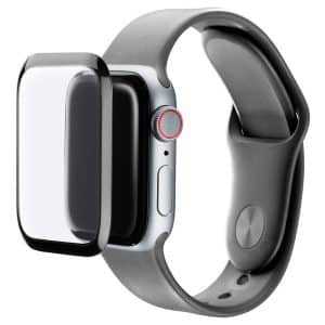 Cellularline Impact Glass Watch for Apple Watch 44mm