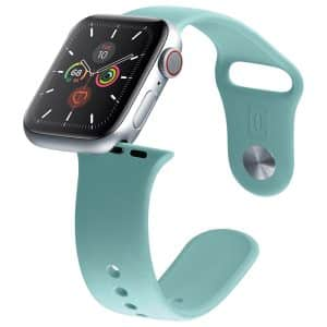 Cellularline Urban Band for Apple Watch 38/40 mm - Green