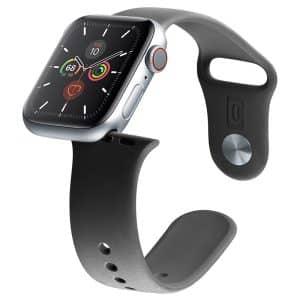 Cellularline Urban Band for Apple Watch 42/44 mm - Black