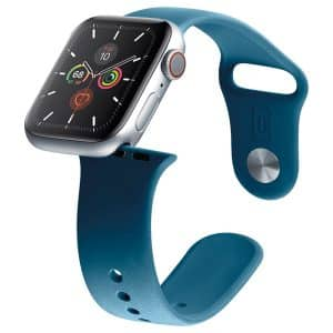 Cellularline Urban Band for Apple Watch 42/44 mm - Blue