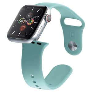 Cellularline Urban Band for Apple Watch 42/44 mm - Green
