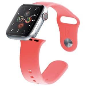 Cellularline Urban Band for Apple Watch 42/44 mm - Orange
