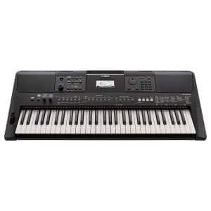 YAMAHA Digital Keyboard PSR-E463