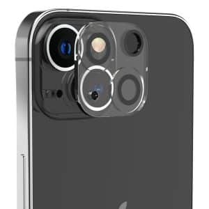 Araree C-SUB CORE Full Cover Camera Lens Tempered Glass for iPhone 13 6.1-Inch/iPhone 13 Mini 5.4-Inch IP21-CSUB-CL Clear