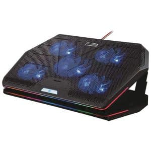 Porodo Gaming Multi-Fan Cooling Pad