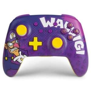 PowerA Enhanced Wireless Controller for Nintendo Switch Purple-Yellow