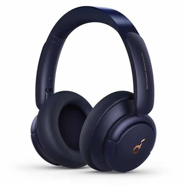 Anker Soundcore Life Q30 Hybrid Active Noise Cancelling Headphones Midnight Blue
