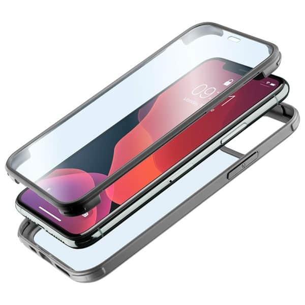 Cellularline Protect Tetra Force Quantum Case for iPhone 11 Pro Max Transparent