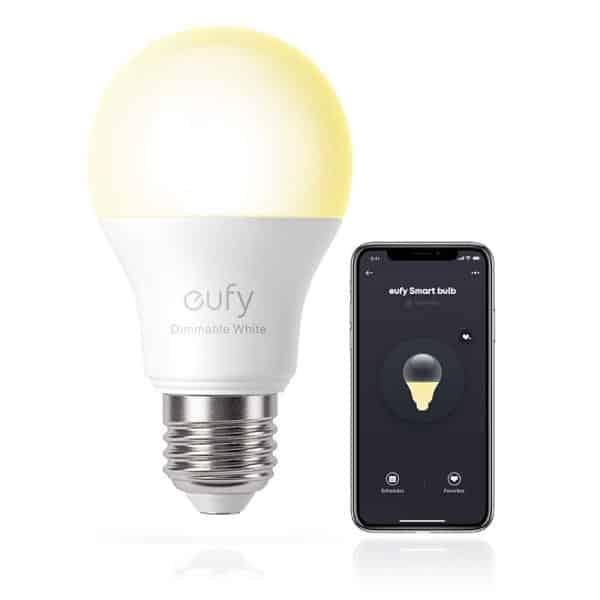 Eufy Lumos Smart Bulb 2.0 Lite White