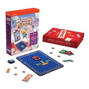 Osmo Math Wizard and The Amazing Airships for iPad & Fire Tablet