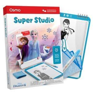 Osmo Super Studio Disney Frozen 2 Game for iPad & Fire Tablet