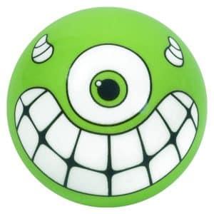 Waboba Heads Super Bouncing Ball Green Face