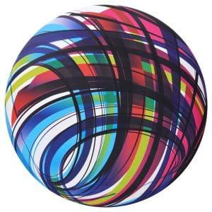 Waboba Wingman Foldable Silicone Flying Disc Brush Strokes