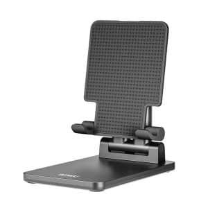 WiWU ZM104 Adjustable Desktop Stand For Phone & Tablet Black