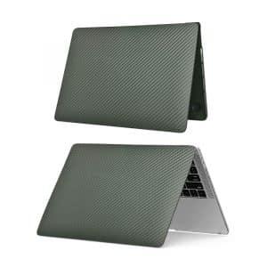 WiWU iKavlar PP Protect Case for MacBook Pro 13-Inch 2020 Dark Green
